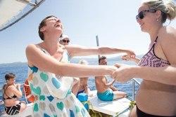 Dovolená v Řecku s přáteli, tancem, jógou a výlety